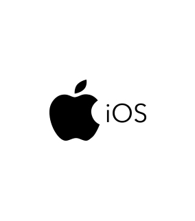apple logo ios